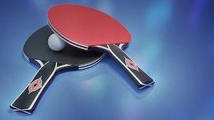 Choisir Une Raquette De Ping Pong