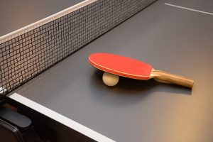 Jouer Au Ping Pong