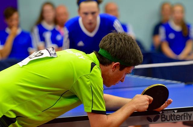 Règles Du Ping Pong