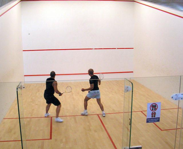 tout savoir sur le squash